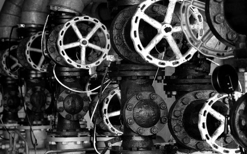 Zawory przemysłowe